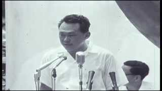 Lee Kuan Yew - In His Own Words: Rallying The Nation and The Mandate to Rule