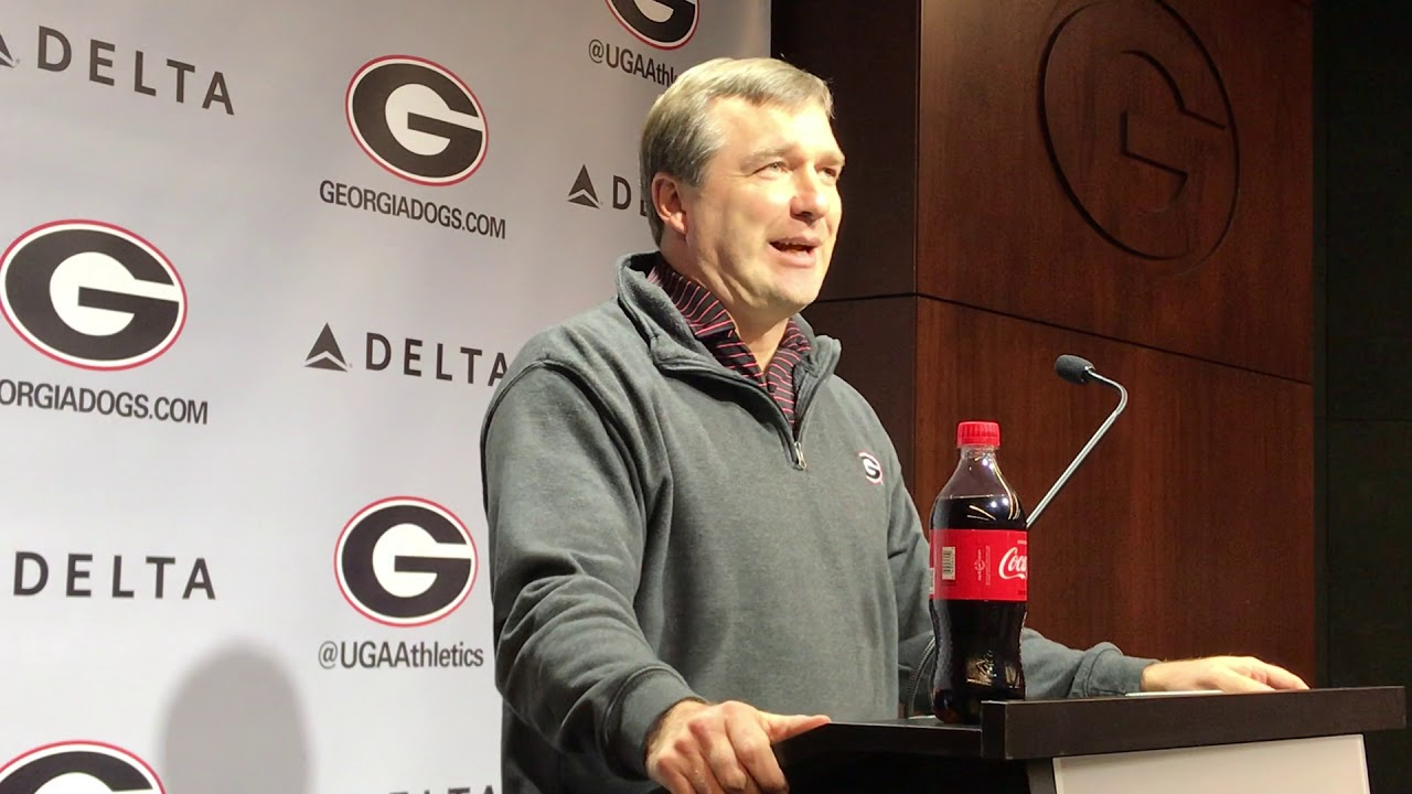 Georgia coach Kirby Smart previews SEC Championship 2018 - YouTube c72e4812e