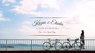 結婚式 プロフィールビデオ 今まで観たなかで一番でした! thumbnail