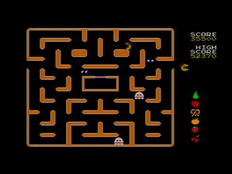 Ms. Pac-Man Plug and Play - Gamekey Edition(Pt.1)