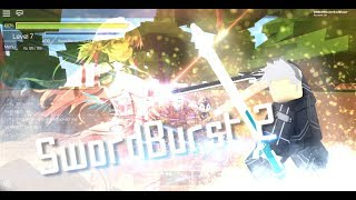 ROBLOX | SwordBurst 2 | Becoming The STRONGEST