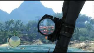 Far Cry 3 160m Arrow Kill Across the Sea