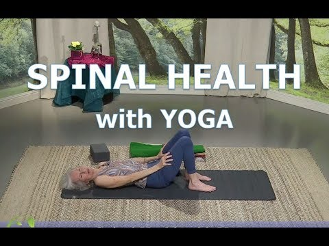 Spinal Health with Yoga - Back and Body Stretches
