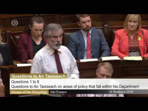 Taoiseachs Questions