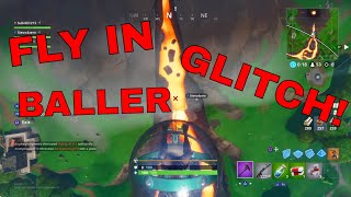 EPIC Baller Glitch!! Best Fortnite Glitch 2019!!