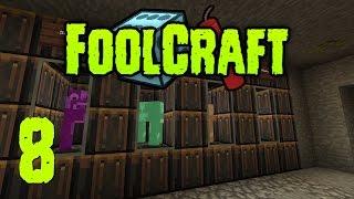 FoolCraft: Episode 8 - FLUID COW AUTOMATION!