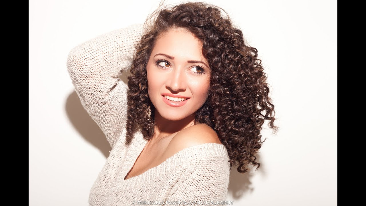 How To Get Gorgeous Curly Hair With A Pencil Youtube