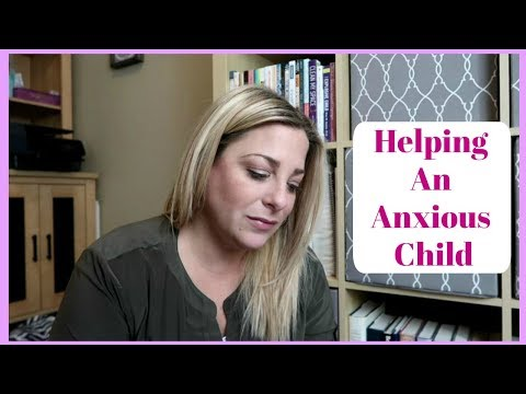 10 Ways To Help Your Child With School Anxiety