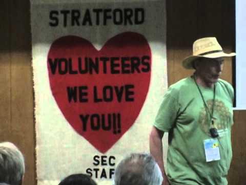Dan O'Hanlon Presents Plan Bee at Stratford Ecological Center 06/28/14