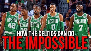 Why the Boston Celtics CAN BEAT the Golden State Warriors