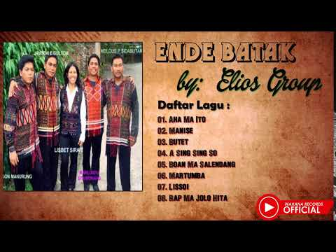 LAGU BATAK TERBAIK BY ELIOS GROUP - FULL ALBUM ELIOS GROUP