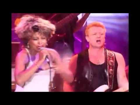 Tina Turner '' Simply The Best Live '' 1994