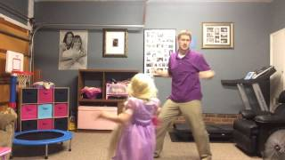 "Daddy/Daughter Dance to ""BO$$"""