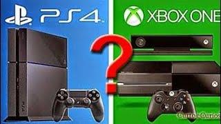 Hoje foi dia de PS4 x Xbox One qual escolher?