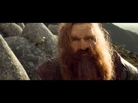 The Lord of the Rings: The Fellowship of the Ring-The Fellowship Begin their Journey