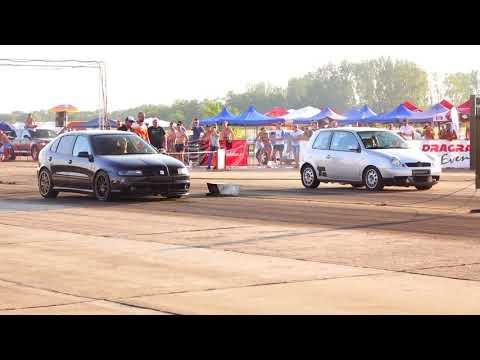 VW LUPO 1.9 TDI 350HP vs SEAT 1.9 TDI