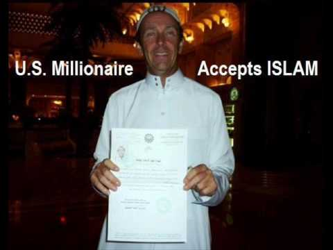Michael Jackson's lawyer converted to Islam!!! MUST SEE!!!