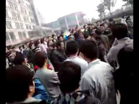 parents of victims who are removed double kidneys in Wuhan Textile Univerisity claim justice!