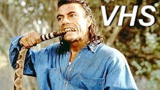 Трудная мишень (1993) - ламповый трейлер - VHSник