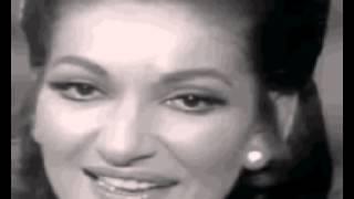 Maria Callas is hearing Elvira De Hidalgo Casta Diva Μπαρμπα Γιαννης Κανατας χ ν κουβελης c n couvelis