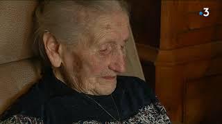 Anne-Marie, 109, la doyenne des bretons