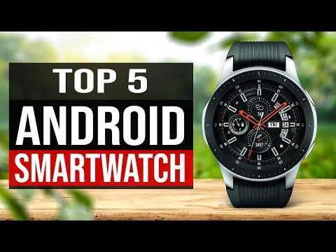 TOP 5: Best Android Smartwatch 2020