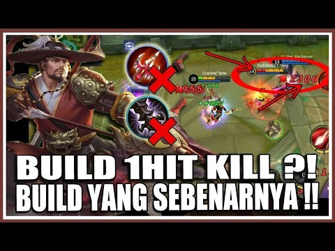 TERBARU 2019 BUILD YI SUN SHIN PALING SAKIT BUILD TOP GLOBAL -  MOBILE LEGENDS INDONESIA