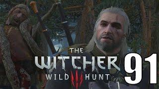 The Witcher 3 Wild Hunt Прохождение Серия 91 (Сердце леса)