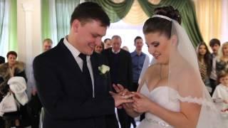 Красивая свадьба в Днепропетровске - Настя и Сергей