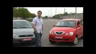 Chery Jaggi тест-драйв (QQ6 test drive)