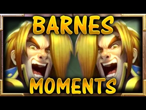 Best of Barnes Moments | Hearthstone Karazhan