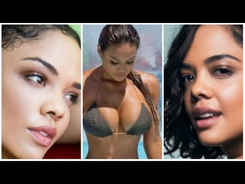 Tessa Thompson  - The Next Angelina Jolie