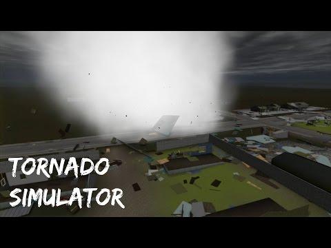 Tornado Simulator - EF5 MONSTER!