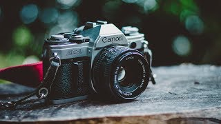 Photography with the Canon AE 1 Program