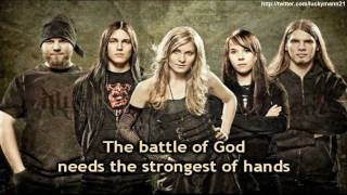 Watch Hb The Battle Of God video