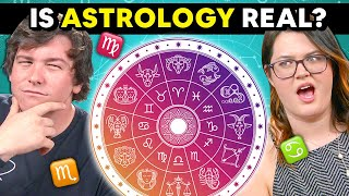 Baixar People Who HATE Astrology React To Their Horoscopes| Can We Change Their Minds?
