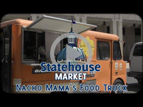 Nacho Mama's Food Truck - Statehouse Market