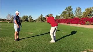 Smart Ball by Tour Striker | Martin Chuck | Tour Striker Golf Academy