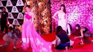 Alia Bhatt shows Unbelievable TANTRUMS In Front of Kareena Kapoor's Long Dress @Lux Gold awards 2019