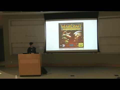 John Saddington visits WashU Engineering