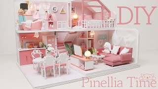 DIY miniature house kit :: 피넬리…