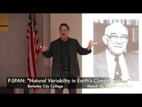 "P-SPAN #556: ""The Science of Natural Variability in Earth's Climate System"""