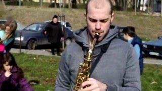 Dino Dvornik - Zašto praviš slona od mene (Acoustic Art cover)