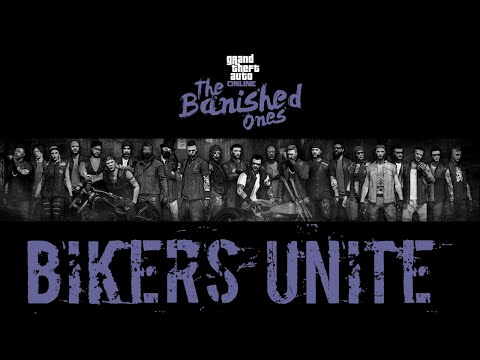 BIKERS UNITE | GTA V DLC VIDEO | Rockstar Editor