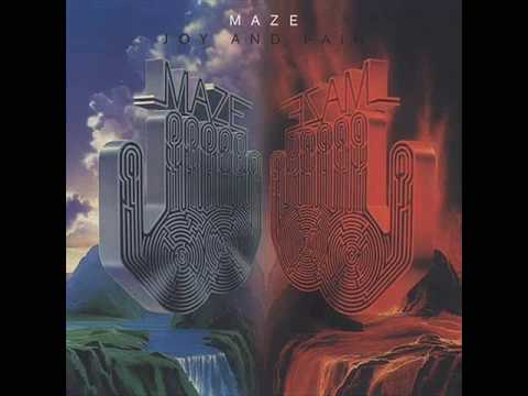 Maze - The Look In Your Eyes (1980)