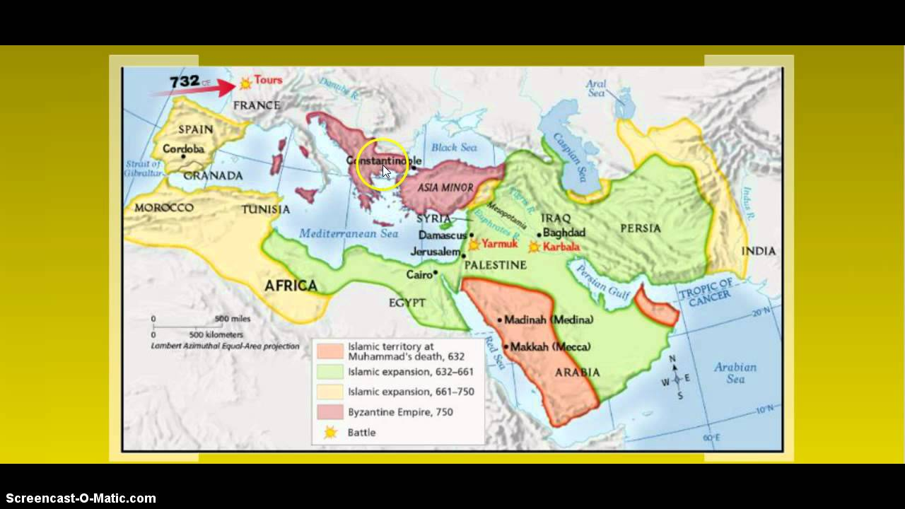 Whap ch 6 rise and spread of islam youtube whap ch 6 rise and spread of islam gumiabroncs Images