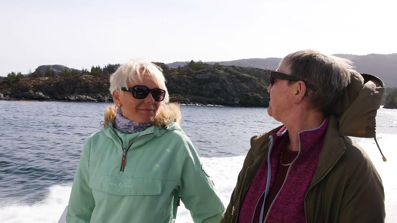 Øyhoppingstur til Nord Solund