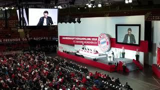 FCB JHV 2018 Redebeiträge Teil 2
