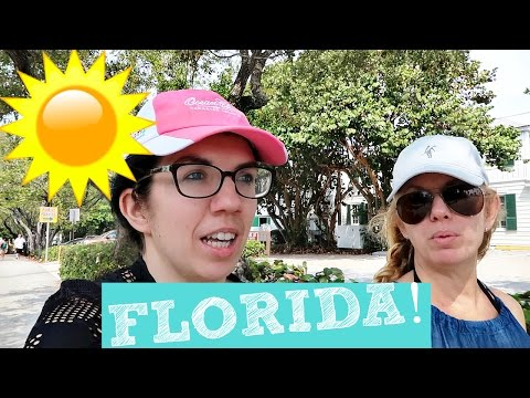 SARAH VISITS FAU + FLORIDA TRAVEL DIARY!🌊