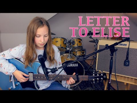 Letter To Elise - The Cure (cover)